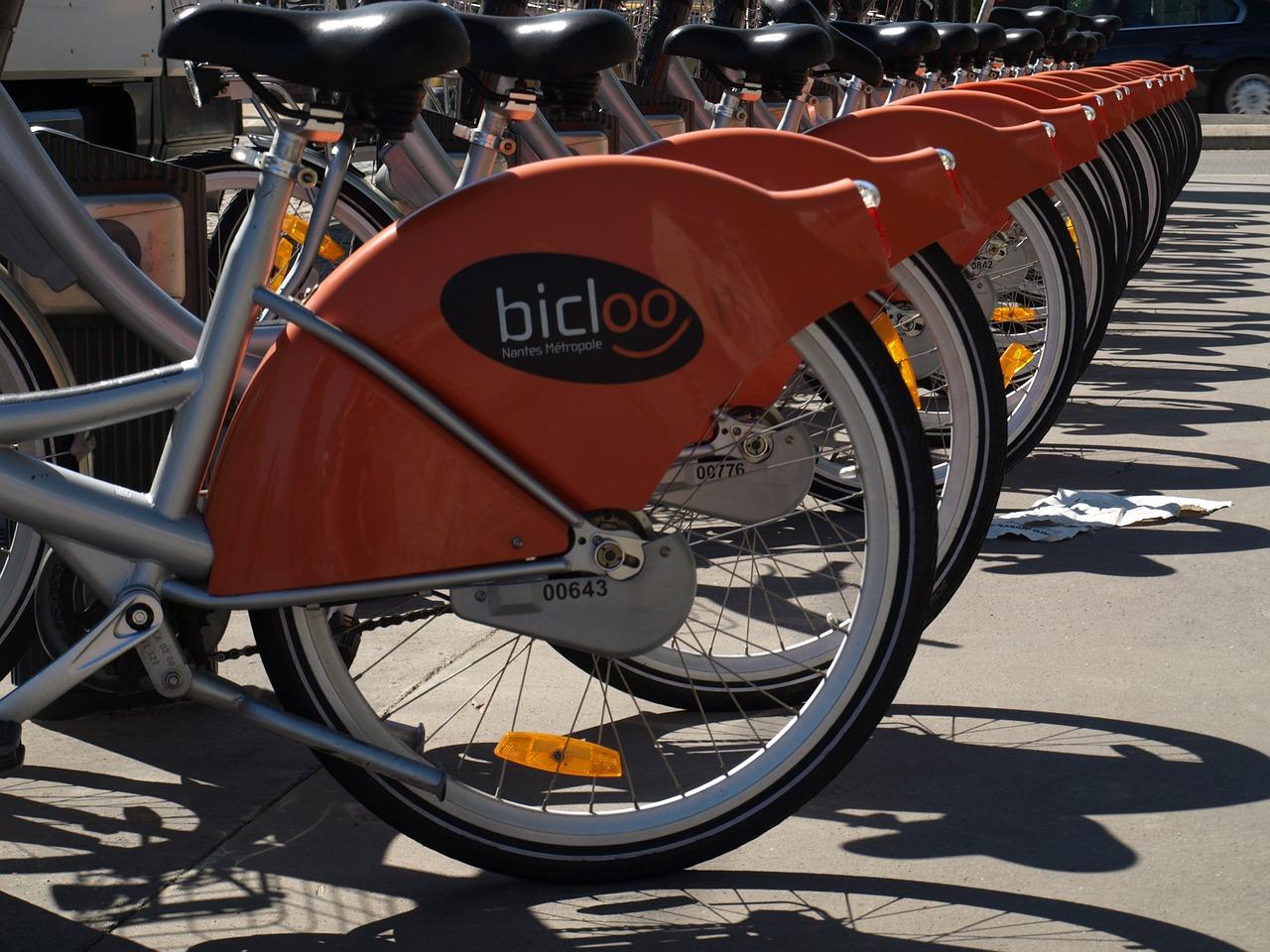 Bicloo Nantes vélo abonnement