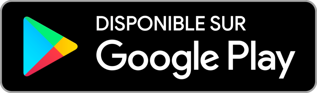 Logo disponible sur Google Play
