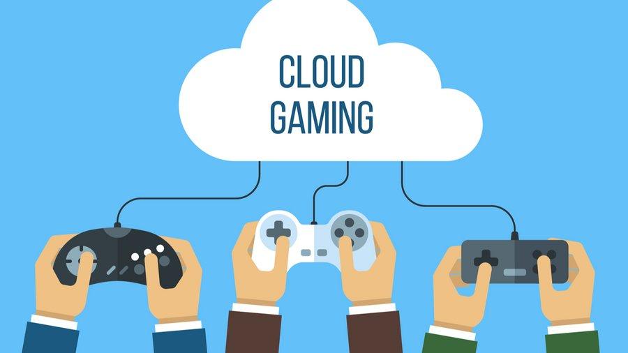 Coud Gaming jouer avec ses amis en ligne
