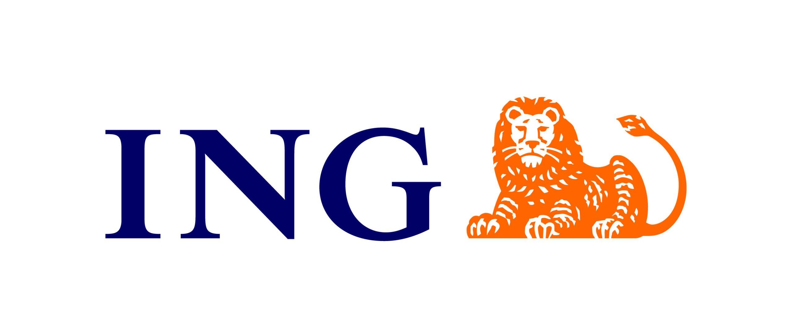 logo ING : 4e banque cryptofriendly