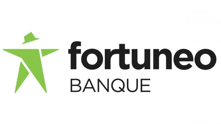 logo Fortuneo : 3e banque crypto friendly