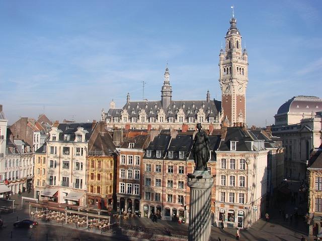 Déménager à Lille pour son centre ville