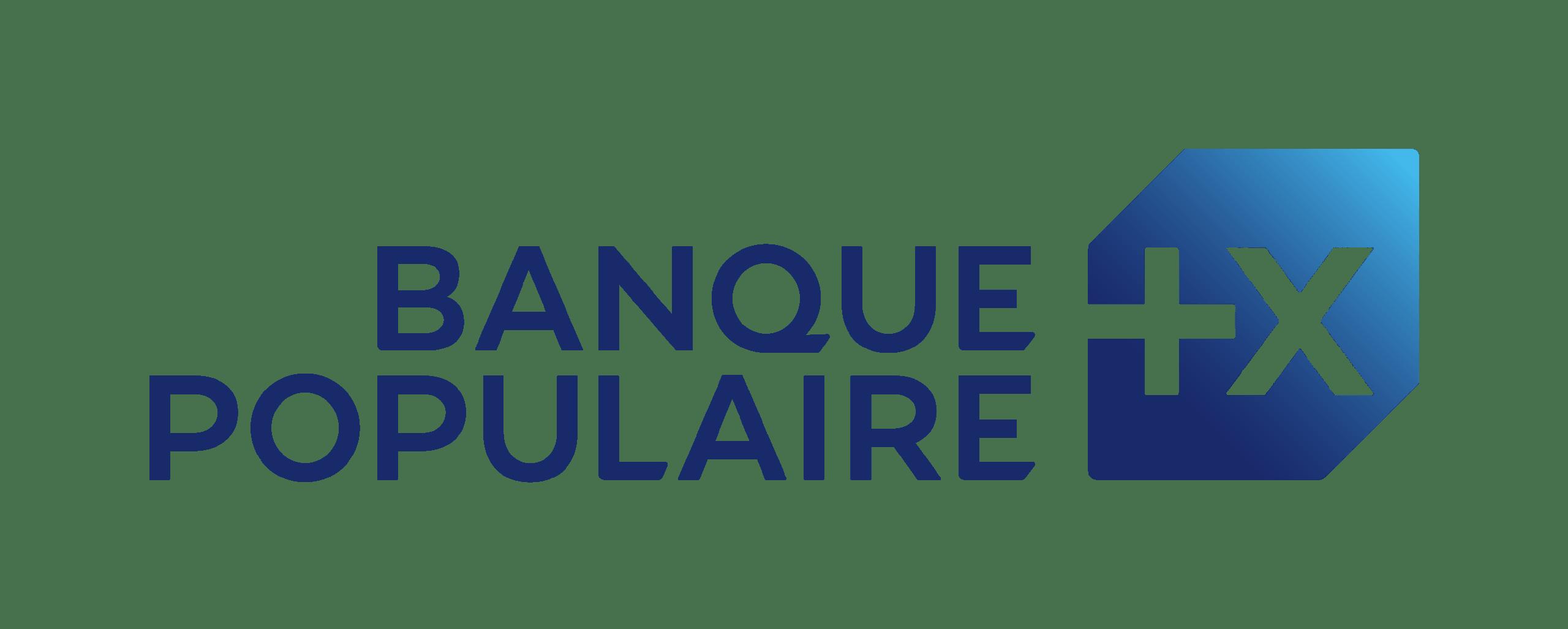 Logo banque populaire - prime 2021